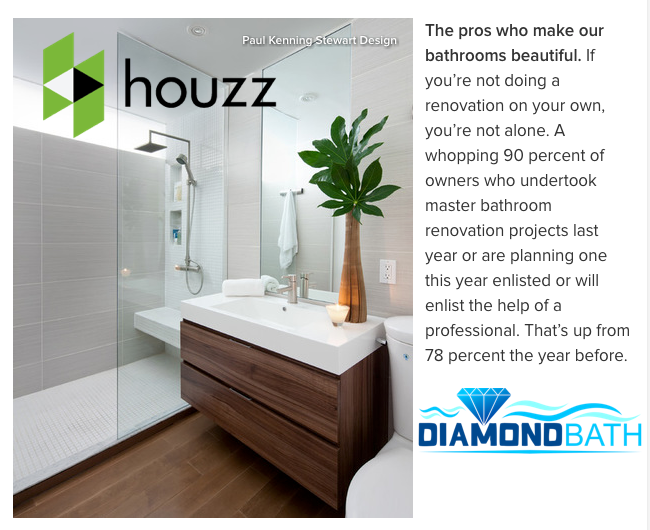 How Much Does A Professional Master Bath Remodel Cost Diamond Bath Remodeling